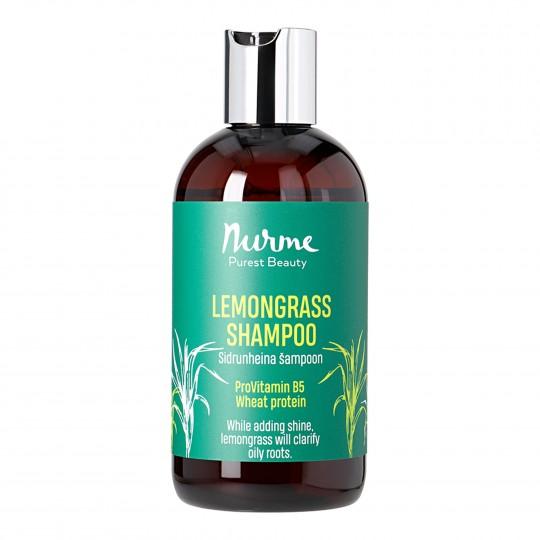 Looduslik sidrunheina šampoon Provitamin B5 250ml