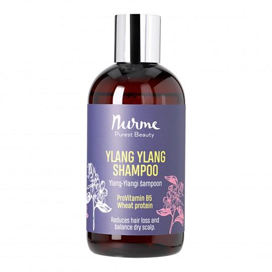 Looduslik ylang-ylangi šampoon Provitamin B5 250ml
