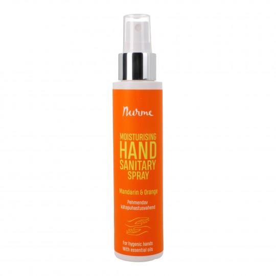 Pehmendav kätepuhastusvahend mandariini ja apelsiniga 100ml