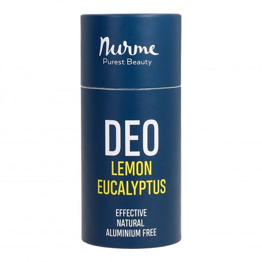 Looduslik deodorant sidrun + eukalüpt 80g