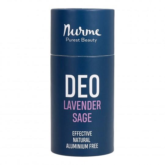 Looduslik deodorant lavendel + salvei 80g