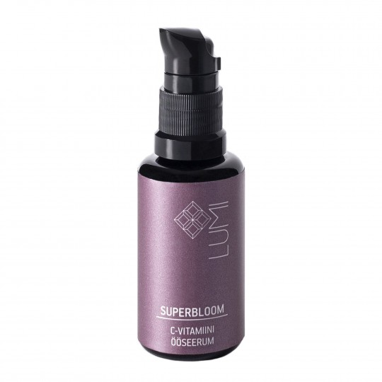 Superbloom C-vitamiini ööseerum 30ml