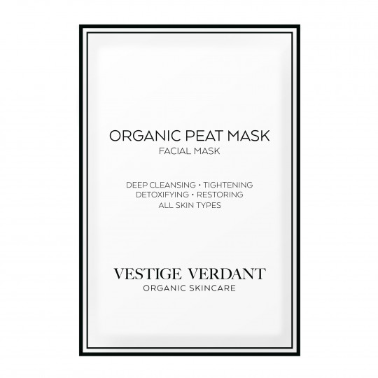Organic Peat mask 7ml