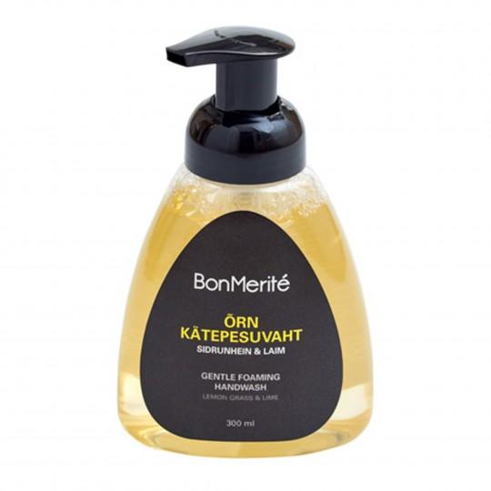 Õrn puhastusvaht kätele laim & sidrunhein 300ml