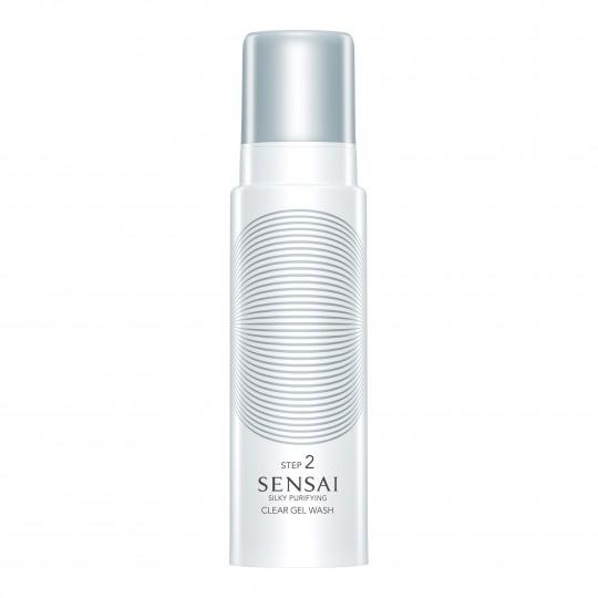 Sensai Silky Purifying Clear Gel Wash puhastusgeel 145ml