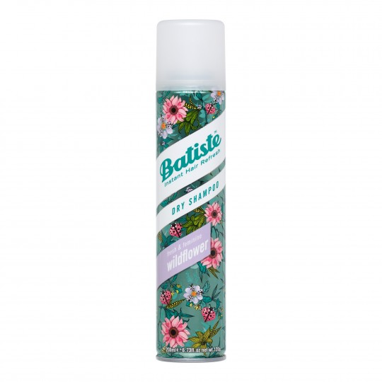 Wildflower kuivšampoon 200ml