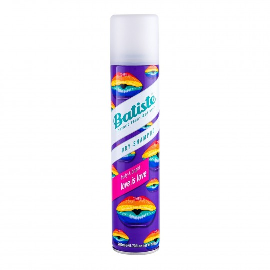 Kuivsampoon Love is Love 200ml