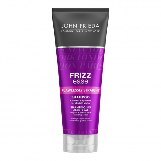 Frizz Ease Flawlessly Straight šampoon sirgetele juustele 250ml