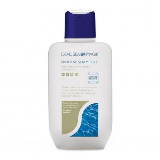 Mineraalidega šampoon 330ml