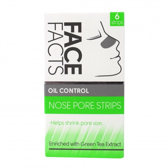 Rasueritust reguleerivad ninapooride puhastusplaastrid 6tk