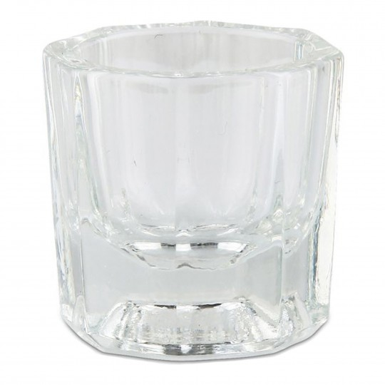 Klaasist värvisegamiskauss