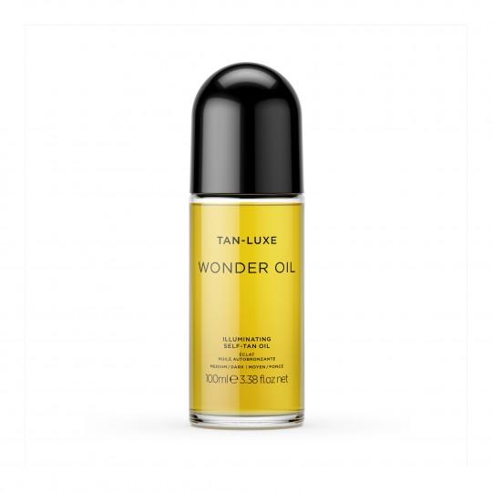 Wonder Self-Tan Oil Medium/Dark isepruunistav õli, toon keskmine/tume 100ml