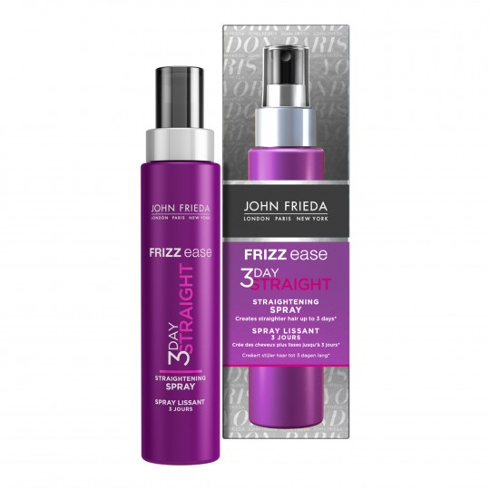 Frizz Ease Straight 3 Day Straight Straightening Spray juukseid sirgendav viimistlussprei 100ml