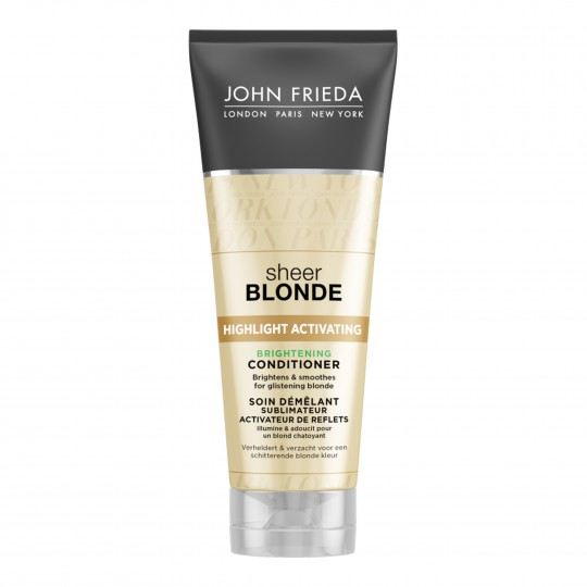 Sheer Blonde Highlight Activating Brightening sära andev palsam blondidele juustele 250ml