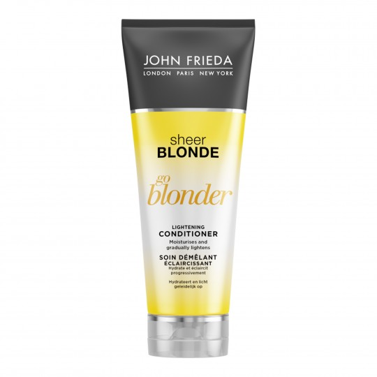 Sheer Blonde Go Blonder Lightening tooni heledamaks muutev palsam 250ml