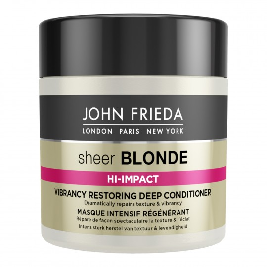 Sheer Blonde Hi-Impact Vibrancy Restoring taastav juuksemask blondidele 150ml