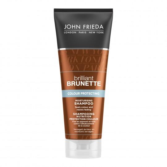 Brilliant Brunette Colour Protecting niisutav šampoon kõikidele brünettidele 250ml