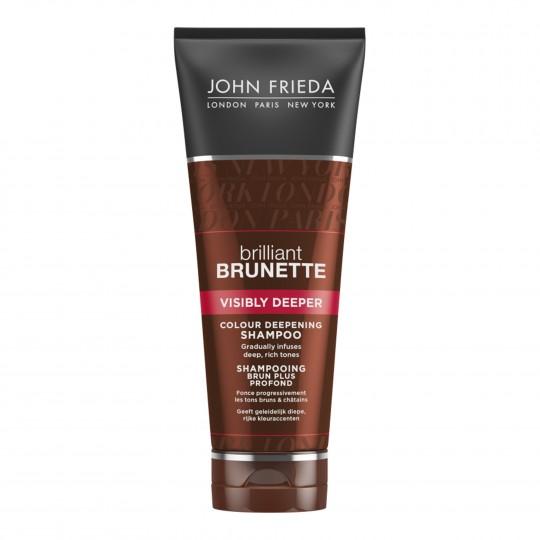 Brilliant Brunette Visibly Deeper pruuni tooni intensiivistav šampoon 250ml