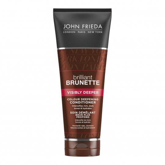 Brilliant Brunette Visibly Deeper pruuni tooni intensiivistav palsam 250ml
