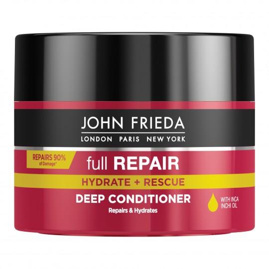 Full Repair Hydrate + Rescue niisutav taastav juuksemask kahjustatud juustele 250ml