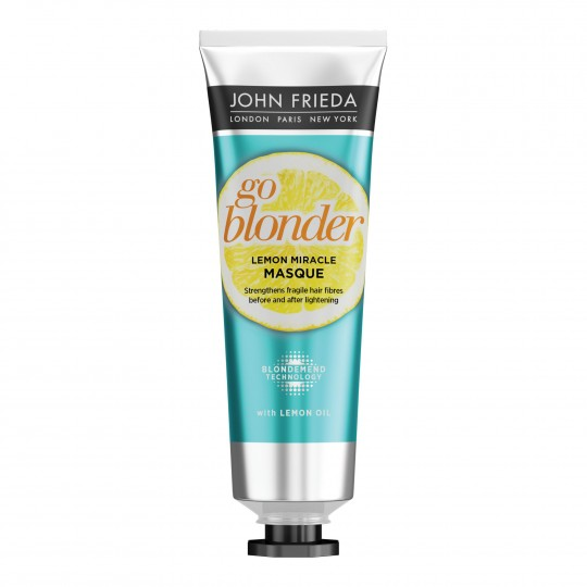Sheer Blonde Go Blonder Lemon Miracle Masque juuksemask blondidele 100ml