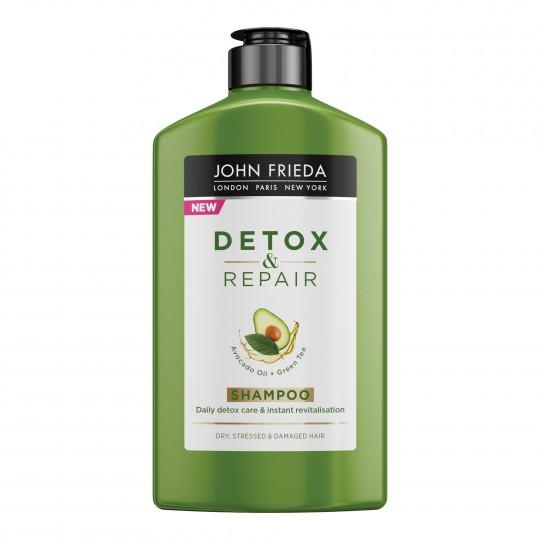 """Jääkainetest puhastav šampoon """"Detox & Repair"""" 250ml"""
