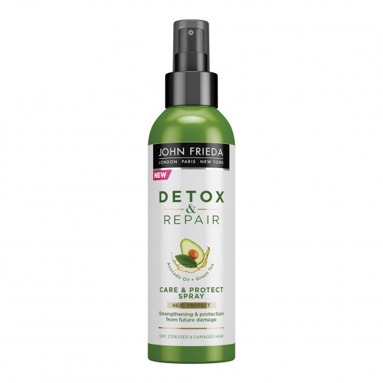 """Hooldus- ja kuumakaitse sprei """"Detox & Repair"""" 200ml"""