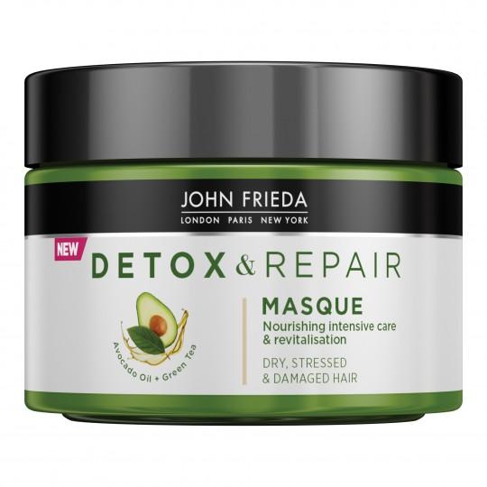 """Jääkainetest puhastav juuksemask """"Detox & Repair"""" 250ml"""