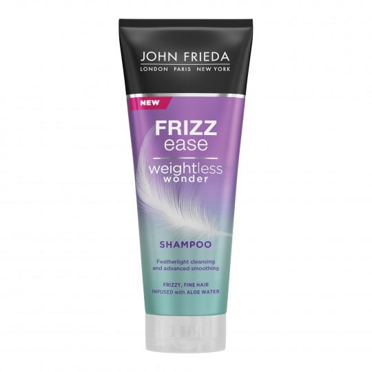 Kahu eemaldav šampoon õhukestele juustele 250ml