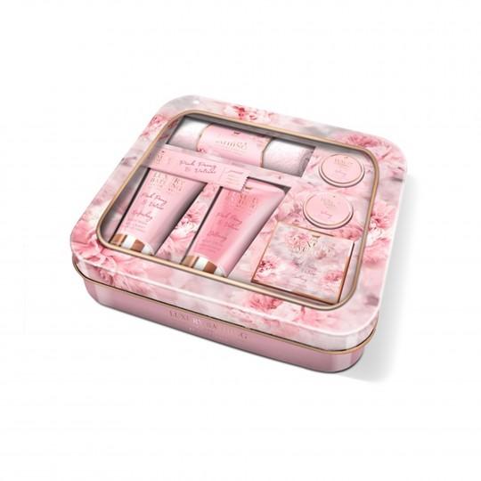 Kinkekarp Pink Peony & Vetiver