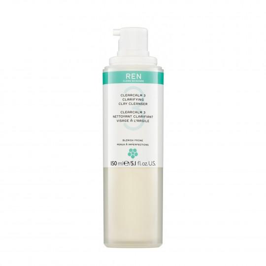 Clearcalm 3 Clarifying Clay Cleanser saviga puhastusvahend 150ml