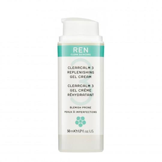 Clearcalm 3 Replenishing Clarity Gel-Cream kosutav geel-kreem 50ml