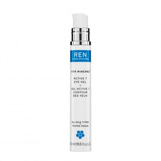 Vita Mineral Active 7 Radiant jahutav silmaümbrusgeel 15ml