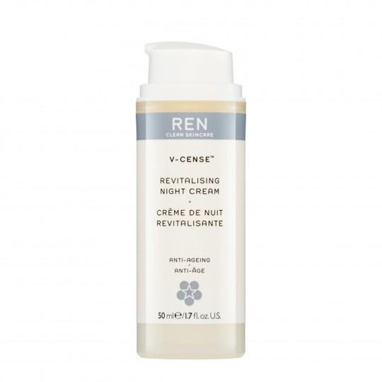 V-Cense Revital Night Cream elujõudu andev öökreem 50ml