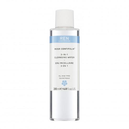 Rosa Centifolia 3in1 Cleansing Water õrn näopuhastusvesi 200ml