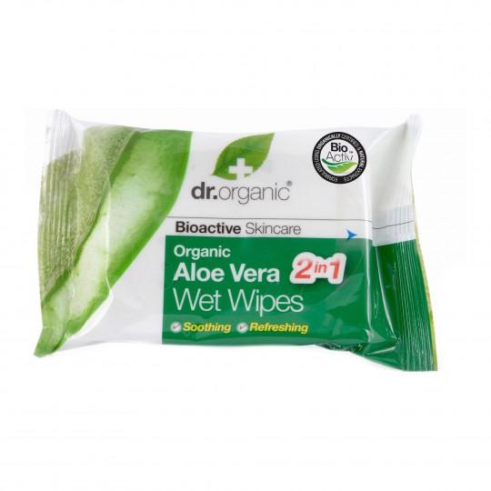 Aloe Vera niisked salvrätikud