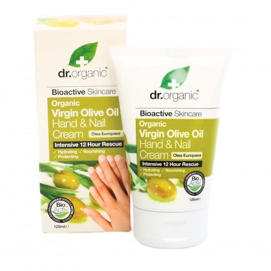 Oliivi käte- ja küüntekreem 125ml