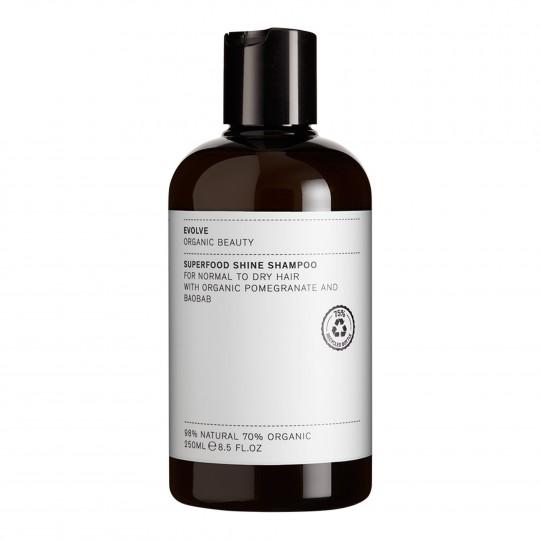 Superfood sära andev šampoon normaalsetele ja kuivadele juustele 250ml