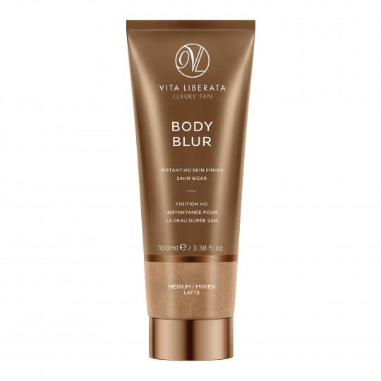 Body Blur Instant Skin Finish naha viimistleja ja toonija kehale ja näole 100ml