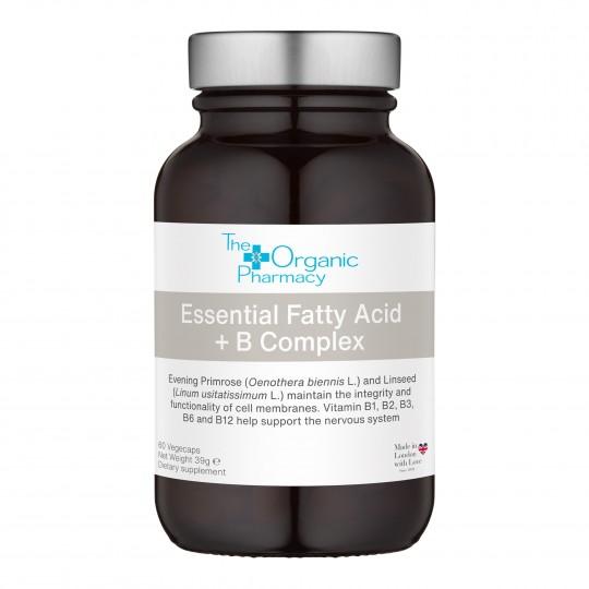 Rasvhapete ja B-vitamiini toidulisand 60 kapslit