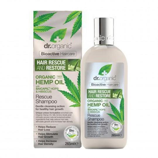 Kanepiseemne õli taastav šampoon 265ml