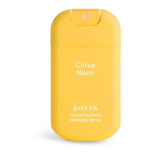 HAAN niisutav käte desinfitseerimisvahend Citrus Noon 30ml