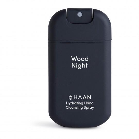 HAAN niisutav käte desinfitseerimisvahend Wood Night 30ml