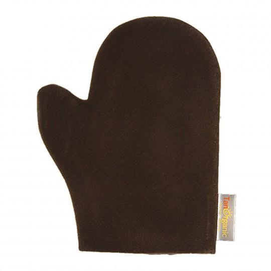 Luxury Tanning Glove isepruunistaja pealeandmiskinnas