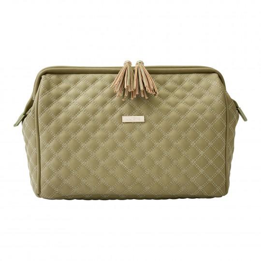 Kosmeetikakott Chigaga Large Bag Sage Green
