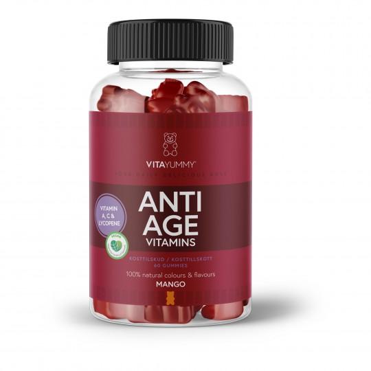 Vitamiinikarud Anti Age 60tk