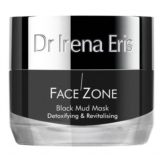 Face Zone mürke väljutav ja taaselustav must mudamask 50ml