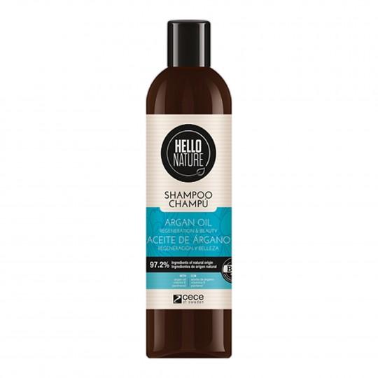 Taastav ja toitev šampoon argaaniaõliga 300ml