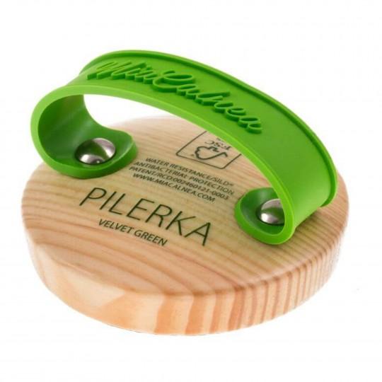 Pilerka Velvet Green jalaviil 240gritti (õrn)