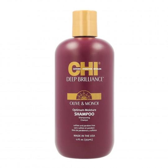 Niisutav šampoon kahjustatud juustele 355ml